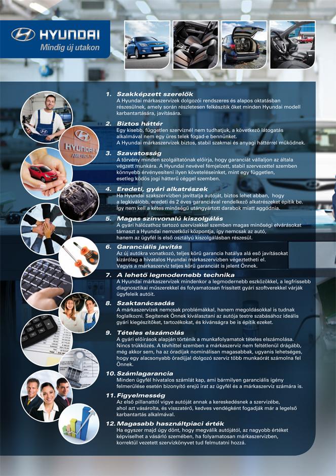 12 érv a szakértelem és a minőség mellett